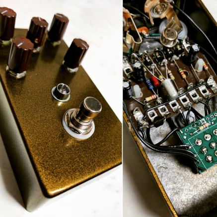 Custom Fuzz Factory w/ AC128s on Tagboard